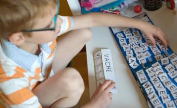 École pour tous ! Projet soutenu par HSBC France pour VECV